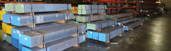 Cast Iron Bars, Rounds and Rods Stock Material
