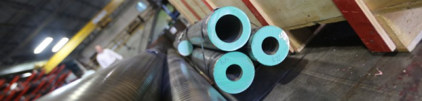 Cast Iron Tubing and Pipe Stock Material