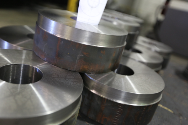 American Iron & Alloys makes custom machined bearings from Cast Iron