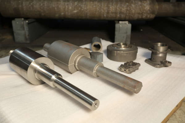 Precision casting of molds for a wide range of applications.