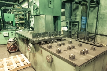 Continuous Casting Process Produces Custom Components