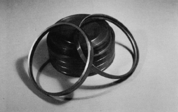 Continuous Cast Iron Hydraulic Seal Rings