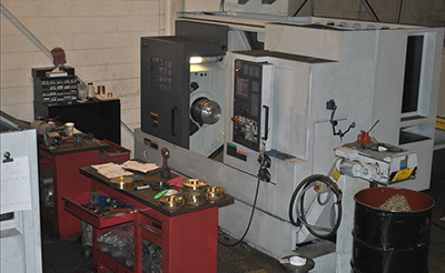 Precision CNC Machine Shop near Milwaukee