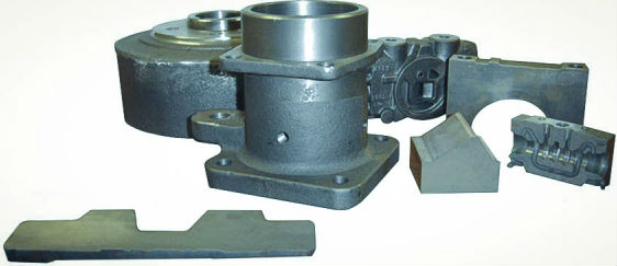 Versa-Bar cast iron castings made to your specifications.