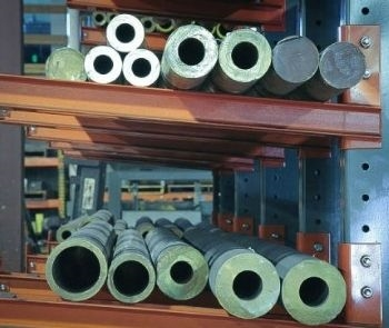 Bronze Pipe & Tube Stock Supply