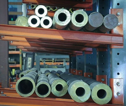 Bronze tubing raw material supply from American Iron & Alloys