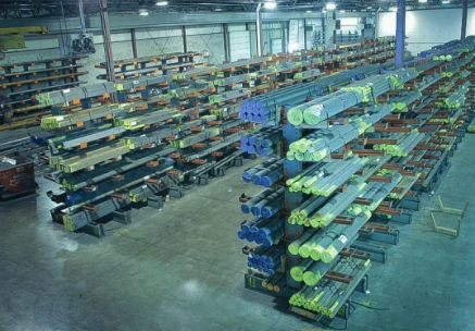 Continuous Cast Iron Stock in Midwest Warehouse