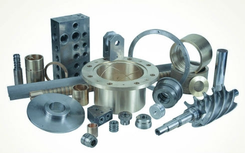 Custom Machined Metal Components