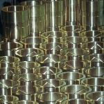 Machined Bronze Components